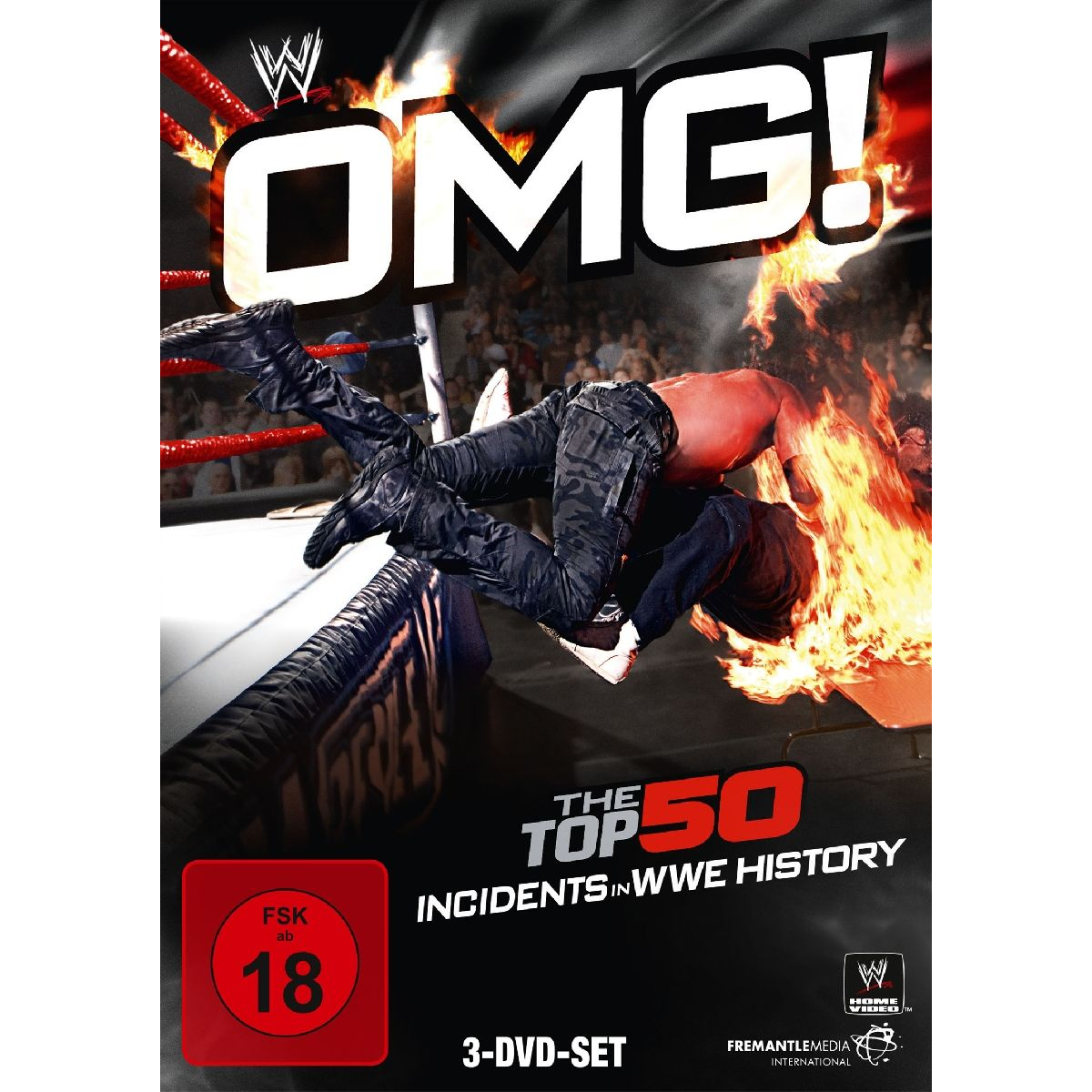 WWE: OMG-The Top 50 Incidents In WWE History