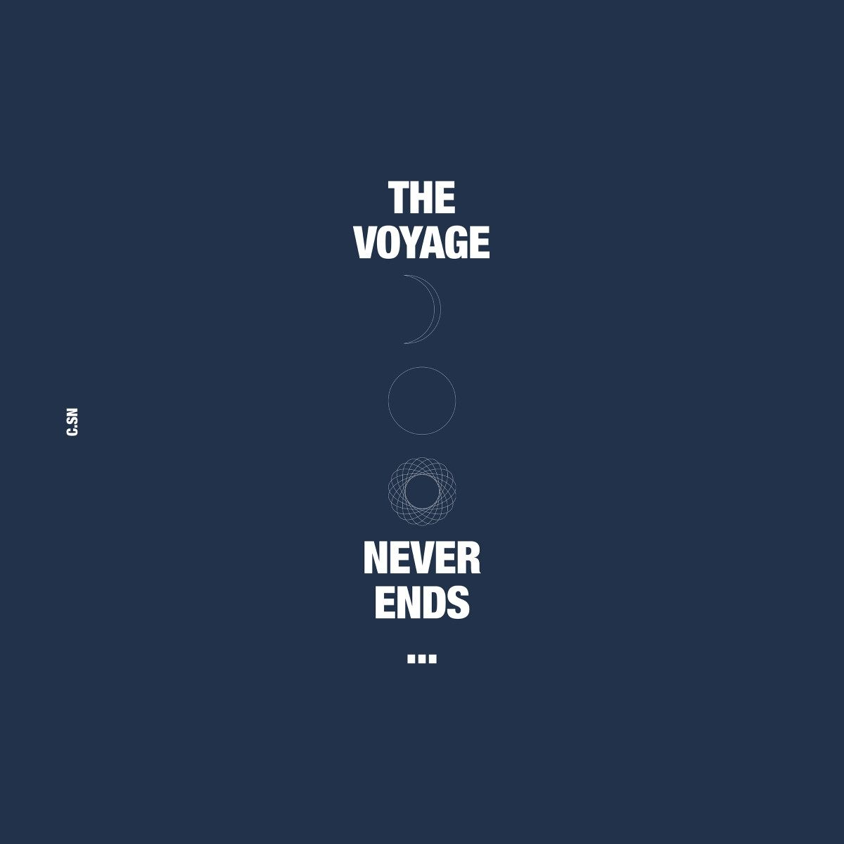 Voyage Never Ends...