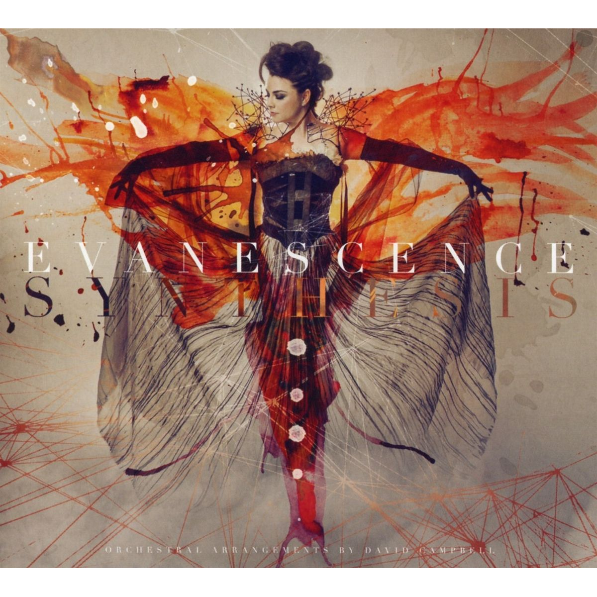 Sony Music Evanescence - Synthesis, CD World music