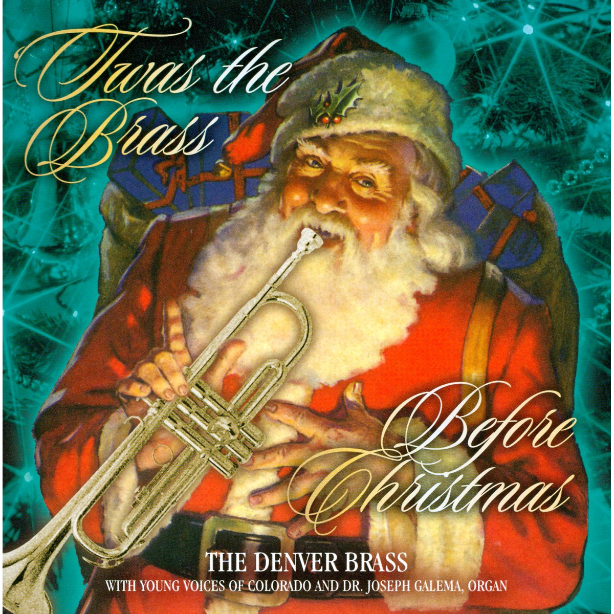 Twas the Brass Before Christmas
