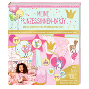 Aktivbuch - Prinzessin Lillifee - Meine Prinzessinnen-Party - Dein ultimatives Mottoparty-Set