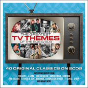 Greatest TV Themes Of The 50's & 60's
