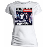Midnight Memories (White) Girlie S