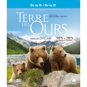 Terre des Ours (F) - Blu-ray 2D & 3D