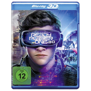 Ready Player One-Blu-ray 3D