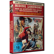 Riding Lonesome Western Deluxe-Box (6 DVDs)
