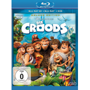 Die Croods-Deluxe Edition 3D (Blu-ray 3D+...