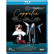Coppélia-The Bolshoi Ballet HD Collection