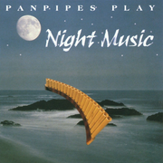 Panpipes Play Night Music
