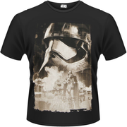 Captain Phasma Poster T-Shirt XXL