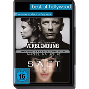 BEST OF HOLLYWOOD - 2 Movie Collector's Pack 134
