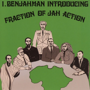 Cherry Red Records Fraction Of Jah Action: 2CD Expanded Edition CD Reggae I. Benjahman
