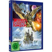 Wizards of the Lost Kingdom-Limited Mediabook