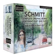 Florent Schmitt: Complete Original Works for Piano Duet and Duo
