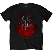 The Wall Oversized Hammers (Black) T-Shirt S