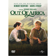Out Of Africa       DVD S/T FR