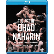 Art of Ohad Naharin [Video]