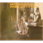 Alive AG Inner city front (Deluxe) CD Singer/Songwriter Cockburn, Bruce