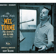 Many Sides of Mel Tormé: The Quintet and Beyond, 1944-1960