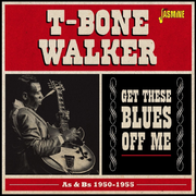 Jasmine Records T-Bone WALKER - Get These Blues Off Me - As & Bs 1950-1955 CD