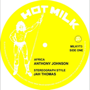 Africa-Strong Like Sampson EP3