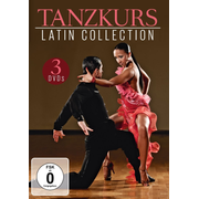 Tanzkurs-Latin Collection