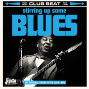 Jasmine Records Various Artists - Stirring Up Some Blues - The Original Sound of UK Club Land CD