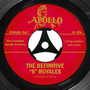 """The Definitive """"5"""" Royales : The Complete Apoll"""