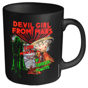 Devil Girl From Mars Tasse