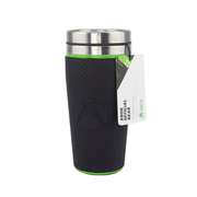 Paladone PP5688XB travel mug 450 ml Black, Stainless steel Stainless steel