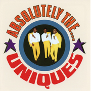 Cherry Red Records The Uniques: Absolutely The… Uniques, Expanded Edition Reggae
