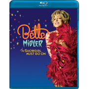 THE SHOWGIRL MUST GO ON (BLU-RAY DISC)