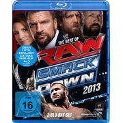 WWE: The Best Of Raw & Smackdown 2013