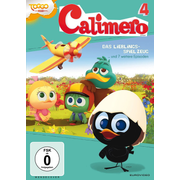 Calimero Staffel 4/DVD