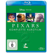 Pixar komplette Kurzfilm Collection - Volume 2