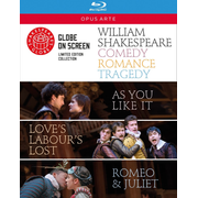 Romeo & Juliet/As you like it/Love's Labour's Lost