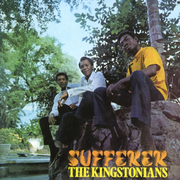 Cherry Red Records Sufferer: Expanded Edition Reggae Kingstonians (The)