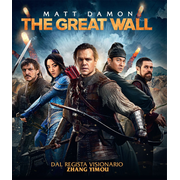 Universal Pictures The Great Wall Blu-ray Italian