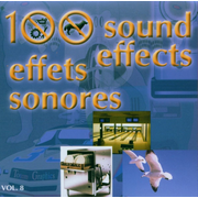 100 Sound Effects Vol.8