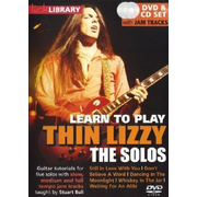 Learn to play Thin Lizzy (DVD + CD)
