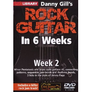 Rock Guitar in 6 Weeks: Week 2