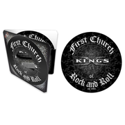 First Church (Jigsaw Puzzle in 7Inch EP Size)