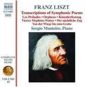 Franz Liszt: Complete Piano Music, Vol. 43 - Transcriptions of Symphonic Poems