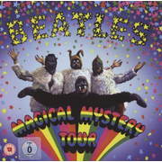 """Magical Mystery Tour Deluxe Ed. (DVD,Bluray+7""""2LP)"""