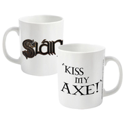 Kiss My Axe Tasse