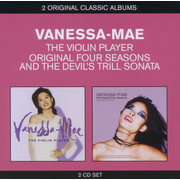 Vanessa-Mae: The Violin Player; Original Four Seasons and the Devil's Trill Sonata