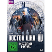 WVG Doctor Who - Die Zeit des Doktors DVD German, English