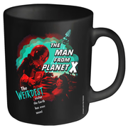 The Man From Planet X Tasse