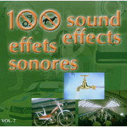 100 Sound Effects Vol.7
