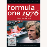 Formula one 1976 hunt for the title